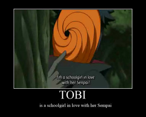 Favourite Quote: Tobi is a good boy!!