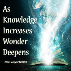 """Daily Motivational Quotes """"Knowledge"""""""