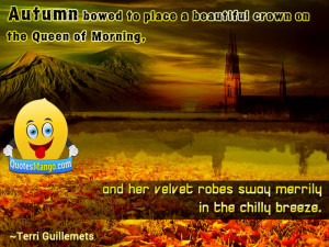 autumn quotes and sayings pictures