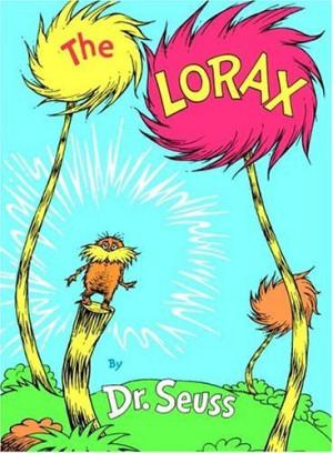 31. The Lorax - Dr. Seuss