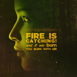 ... abernathy rue Cato cinna thg quotes wow i love this photoset and you