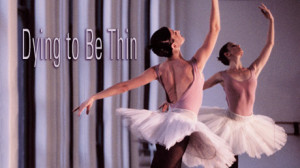 40% of ballet dancers are below 85% of the ideal body weight.