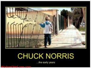 Chuck Norris Jokes Best Ever - Of All Time - The Early Years