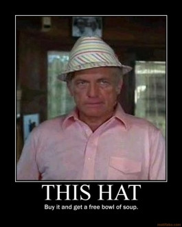 this-hat-caddyshack-judge-smails-ted-knight-hat-demotivational-poster ...
