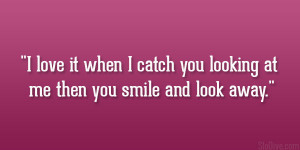 Cute Crush Quote...