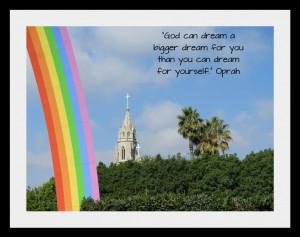 My Favorite Oprah Quote