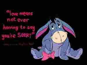 ... Quotes, Eeyore Quotes, Aww Eeyore, Disney Best Friends Quotes, Eeyore