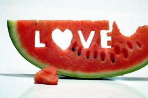 watermelon summer love