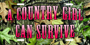 country girl can survive