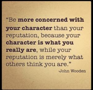 My favorite John Wooden!