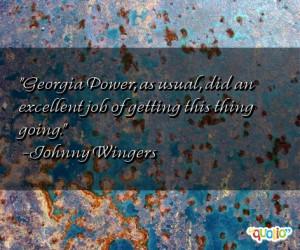 Georgia Quotes