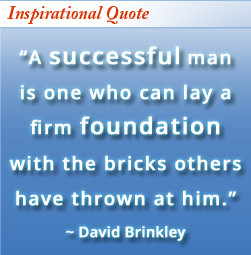 Inspirational Quote – November
