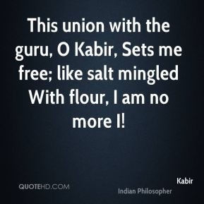 Kabir quotes and sayings