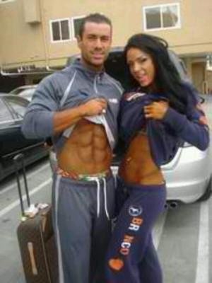 Fit couple #BeautyAndBeast