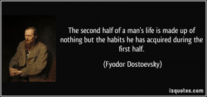 More Fyodor Dostoevsky Quotes