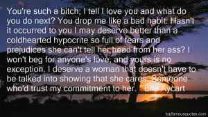 Cold Hearted Woman Quotes