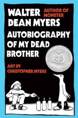 walter dean myers monster quotes