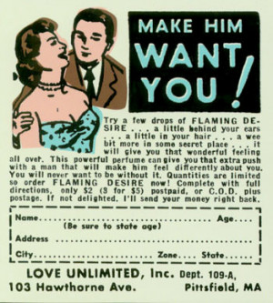 Humor Magnets - Make Him Want You