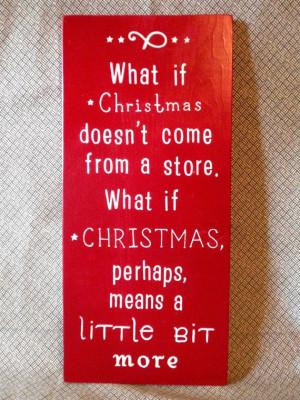 Quote - Wooden Sign | JordanDesignsForLove Etsy shop | #grinch #quote ...