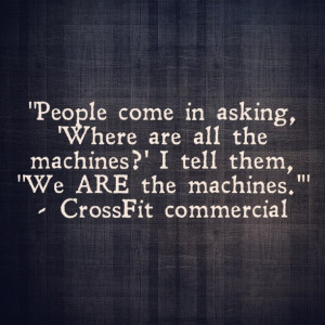 crossfit quotes motivational