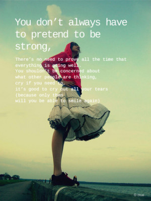cry,likey,inspiration,quotes,quote,strength ...