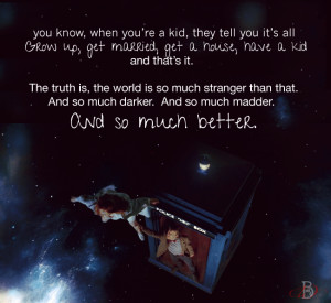 Blogspiration (3) - Doctor Who and Life