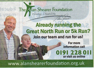 Alan Shearer Foundation