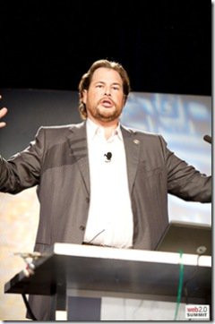 Marc Benioff – Founder and CEO – Salesforce.com