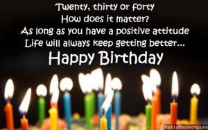 30th birthday wishes