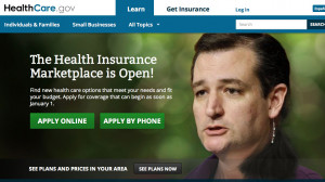 GOP Event Hails 'Superhero' Ted Cruz as Right-Wing Jesus