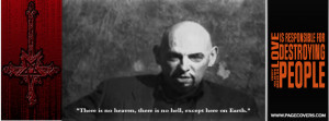 Anton Lavey Quotes And Pictures Cover Comments