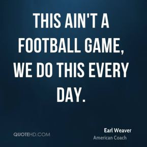 Game Day Quotes