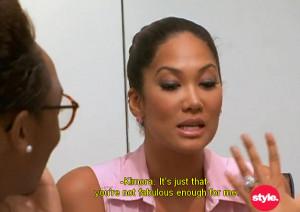 Kimora quote!