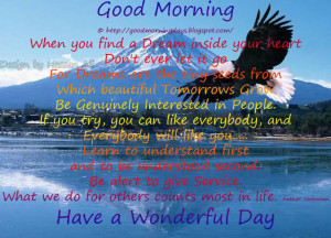 Good Morning Tuesday Quotes