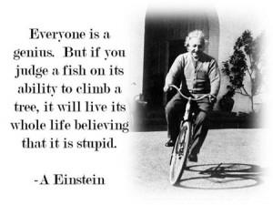 Albert Einstein Quotes related to Differen ce ~