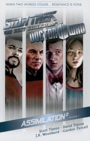 Star Trek: The Next Generation / Doctor Who: Assimilation2, Volume 2