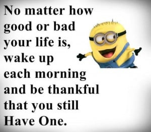 Funny Minion Quotes Of The Day 281