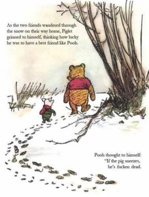 Winnie the pooh quotes love
