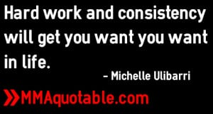 Michelle Ulibarri: Hard work and consistency will get you want you ...