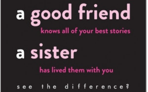 20+ Best Sister Quotes