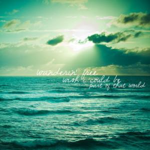 ... disney lyrics, free, little mermaid, lyrics, ocean, part of your world