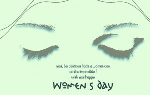 International Women's Day Graphics, Wallpapers & Greetings