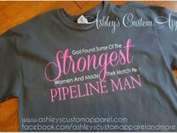 Pipeliner's wife! Pipeliners girlfriend Pipeliners wife Pipeline life ...