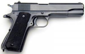 30 Colt 45 Pistol Image