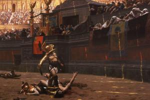 Ancient Rome Gladiators