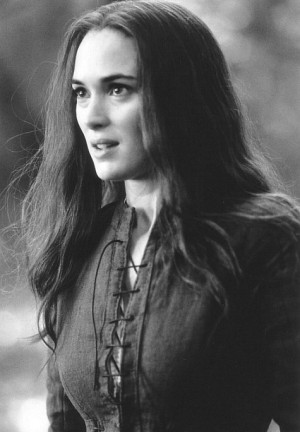 Still of Winona Ryder in The Crucible (1996)