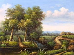 Oil Painting Landscapes for Beginners