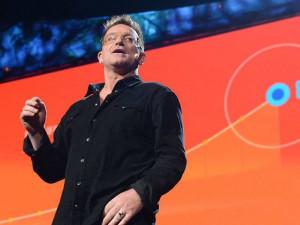 Bono on poverty