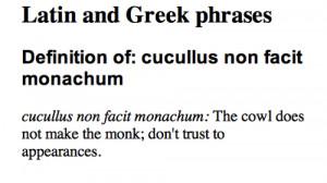 latin quotes phrases