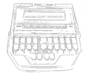 Alternative court reporting